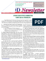 Synod Newsletter - October, 2013