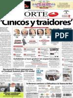 Periodico Norte de Ciudad Juarez 1 de noviembre de 2013