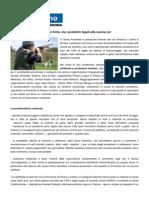 25 02 2012 VivereFano I problemi legati alla caccia