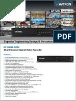 Full HD  D1 - AT 1616V8-H24D Avtron Hybrid Video Recorder.pdf