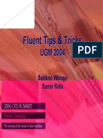 Fluent tips and tricks