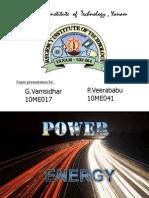 Space Based Solar Power v