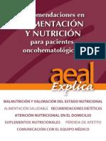 Aeal Explica Alimentacion y Nutricion