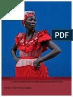Modulo II- Mujer Afrocolombiana- La Historia de Nuestro Futuro