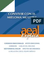 Aeal Explica Convivir Mieloma