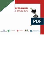 Business Responsibility India Survey