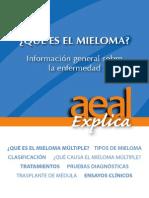 Aeal Explica Mieloma