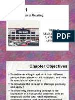 Introduction to Retailing