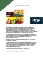 FRUTAS E VEGETAIS.doc