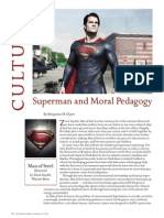 Superman and Pedagogy