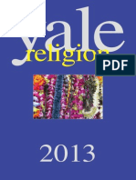 Yale University Press 2013 Religion catalog