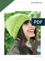 BeSweet keystone hat