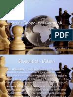 Şcoala Geopolitică Germană.pptx