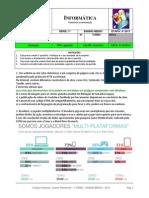 Informatica 1serie 3etapa2013 Gabarito