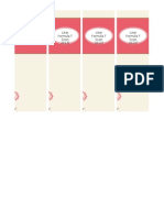 Formula T Bookmarks