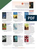 LibraryReads November 2013 list