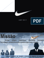 Apresentação Oficial Nike