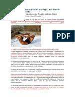 Fisiología de los ejercicios de Yoga