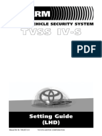 TVSS setting guide for TVSS IV-S  LHD T4SLSET-2-0-F.pdf