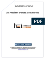 Executive PositionProfile-VP Sales and Marketing.pdf