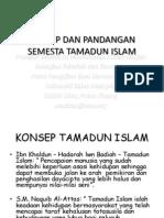 (2). KONSEP DAN PANDANGAN SEMESTA TAMADUN ISLAM (1).ppt