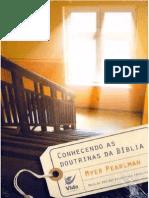 Myer Pearlman - Conhecendo as Doutrinas da Bíblia