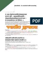 Sri Durga Saptashloki articles