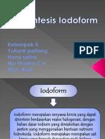 Sintesis Iodoform