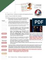 Letter to Rex Tillerson 13-11-01 Refining Overcapacity