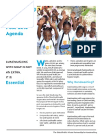 Handwashing & WASH in the Post-2015 Agenda