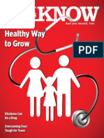 What Doctors Know - November 2013