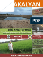 Development of an Innovative Model to Secure Livelihoods of Tail End Farmers of Tungabhadra irrigation Project