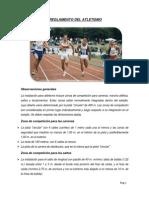 Reglamento Del Atletismo