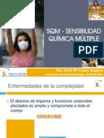 Present Fibromialgia