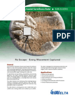 Persistent Ground & Coastal Surveillance Radar - ELM-2112 (V1)