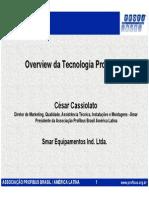 PROFIBUS - Seminario Aracatuba - Overview Da Tecnologia Profibus