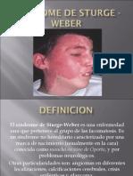 Sindrome de Sturge - Weber