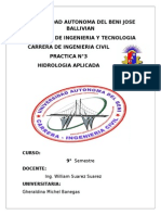 Practica3 Analisis de Crecida Hidrologia de Ghera Michel b