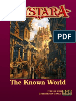 Mystara The Known World