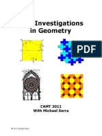 Cool investigations in geometry