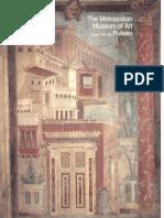 Pompeian Frescoes