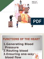Cardio Vascular Presentation