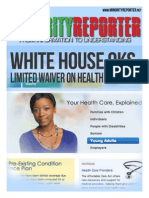 Minority Reporter  Week of October 28 - November 3, 2013