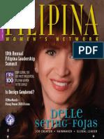 FWN Magazine 2013 – Delle Sering-Fojas
