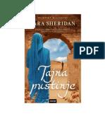 Sara Sheridan - Tajna Pustinje