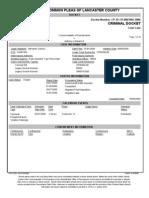 Narconon GA Mariani Probation Revoked 2009 CP Report
