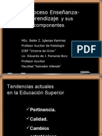 diapositivas proceso de enseñanza aprendizaje internet