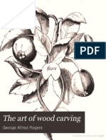 The art of wood carving .pdf