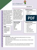 Fact Sheet Example