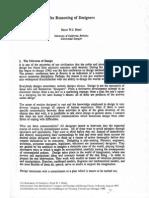 Reasoning of Designers; Horst Rittel (1988).pdf